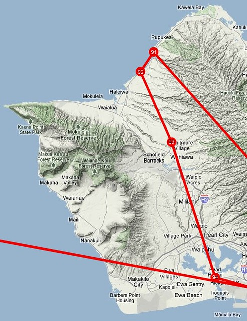 Oahu_Route_2