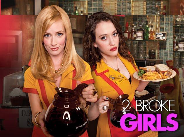 2-Broke-Girls wallpaper