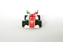 8423 World Grand Prix Racing Rivalry Francesco Bernoulli - Nose