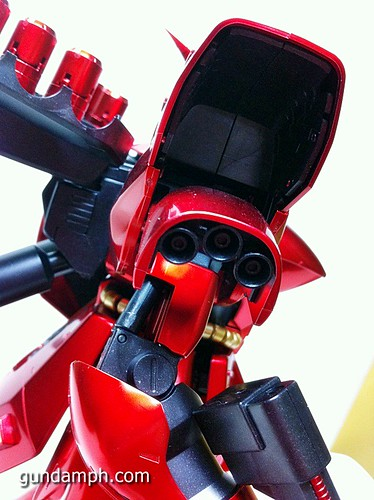 MG Sazabi Metallic Coating (Titanium-Like Finish) (59)