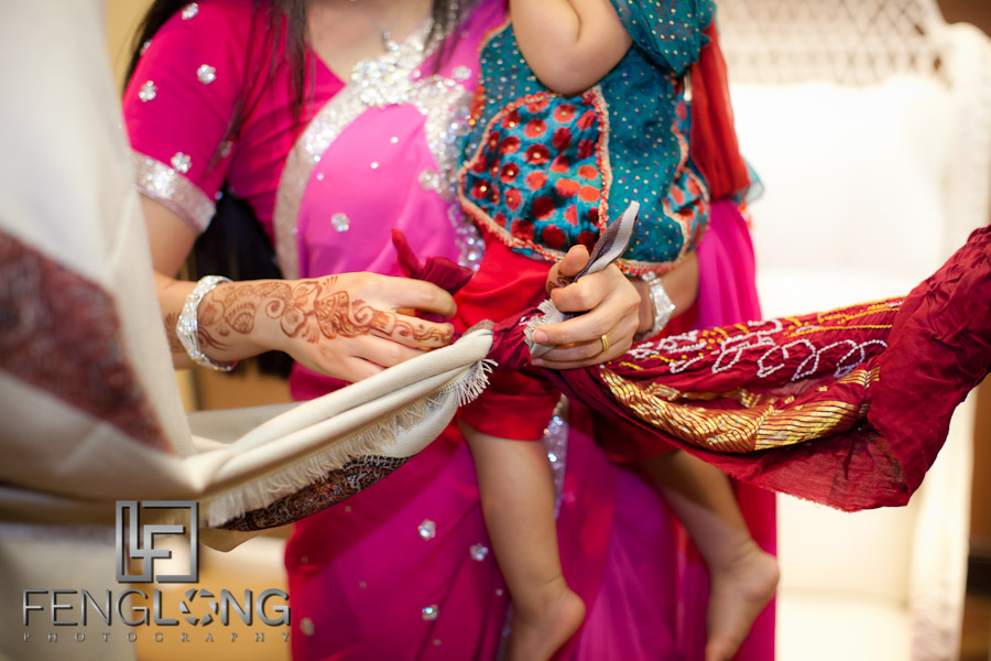 Knot in Wedding Gowns | Shamz & Sana's Wedding Day 2 | Hyatt Place Atlanta Airport South | Atlanta Indian Photographer