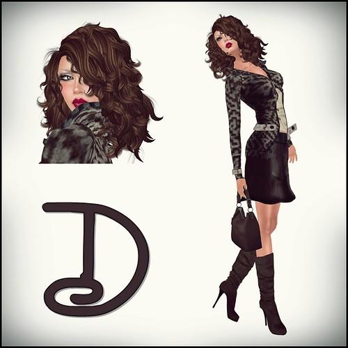 Alphabet Blog Challenge-D