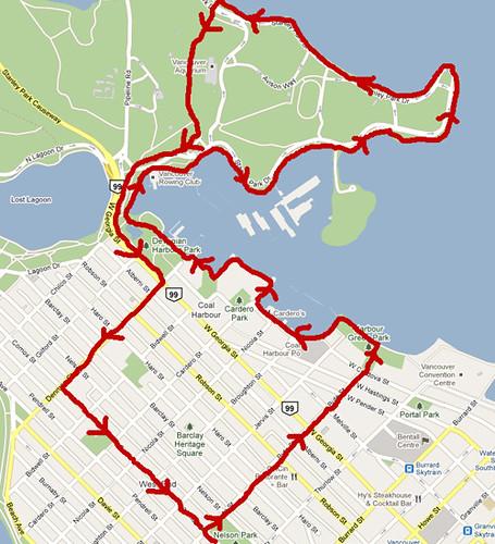 walkingmap