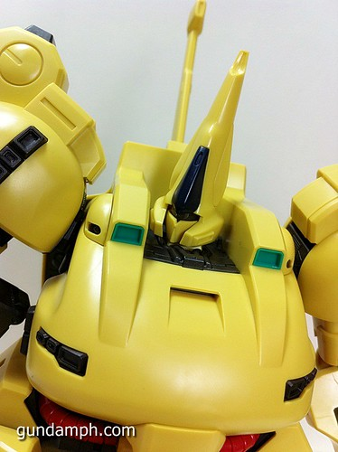 MG The-O PMX-003 Review OOB Build (62)
