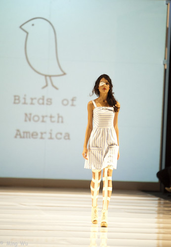 Ottawa Fashion Week 2011 - Birds Of North America