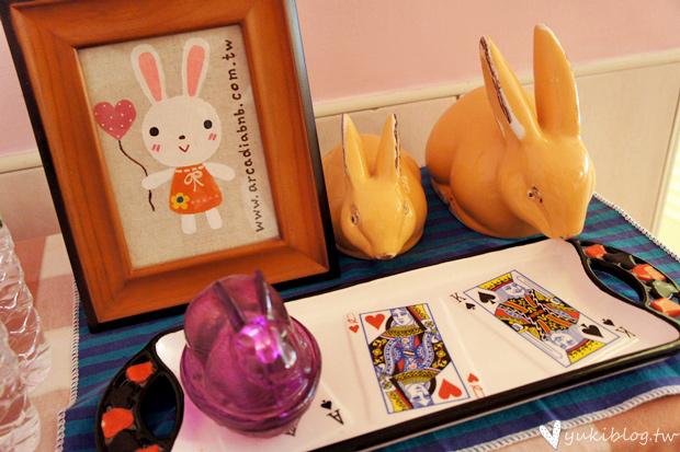 [宜蘭親子二日遊]*五結 艾卡迪亞民宿 ❤ 彩色田園免兔房 ❤ 大人小孩都為之瘋狂的浪漫與可愛~   Yukis Life by yukiblog.tw