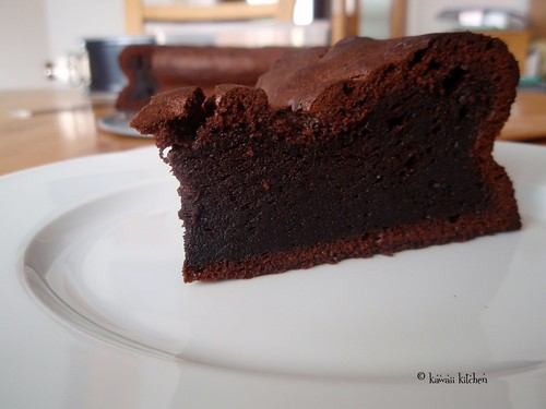 ultimate chocolate cake - 3