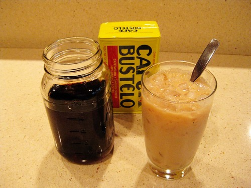 Iced Coffe a la PW