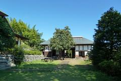 新治市民の森(旧奥津邸)(Old Okutsu Residence, Niiharu Community Woods)