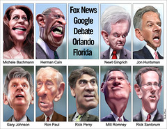 Fox News/Google Debate
