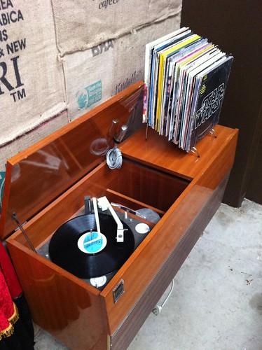 vinyl - whole bean roastery, marrickville