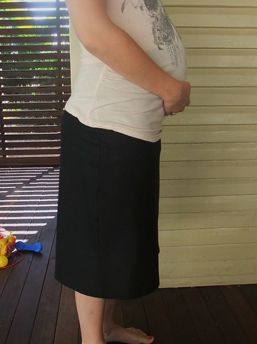Lingering Layers Skirt 1