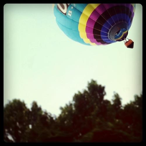 Big Balloon by Adil Zaman