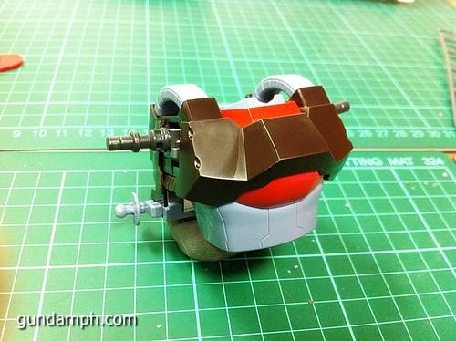 MG Rick Dias Quattro Custom RED Review OOB Build (11)