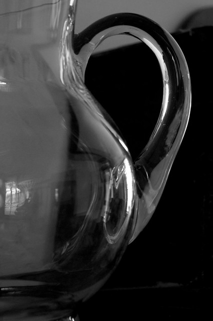B&W Pitcher