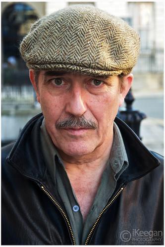Actor: Ciarán Hinds / Portrait by Ian Keegan