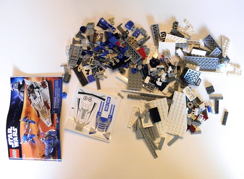 7868 Box Contents (out of bag)