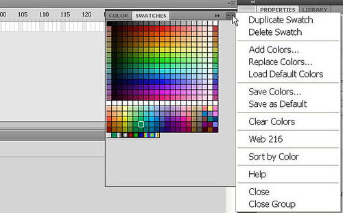 New Palette (Flash)