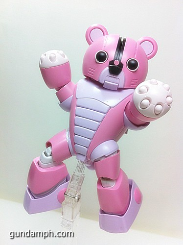 144 HG GB Pink Bearguy Gundam Expo Limited Edition (36)