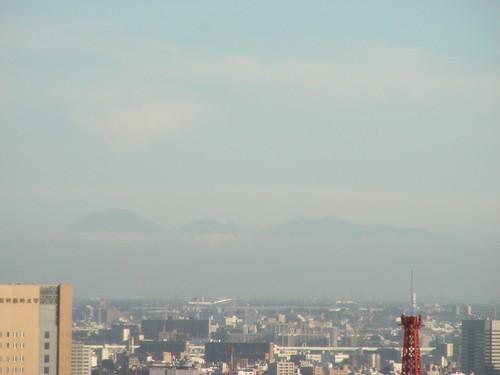 Clear horizon, Tokyo