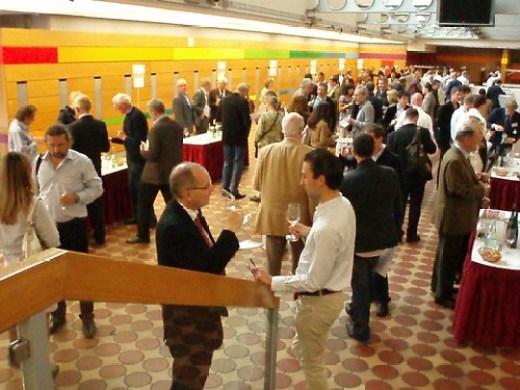 124. Prädikatsweinversteigerung vom Grossen Ring in Trier 05
