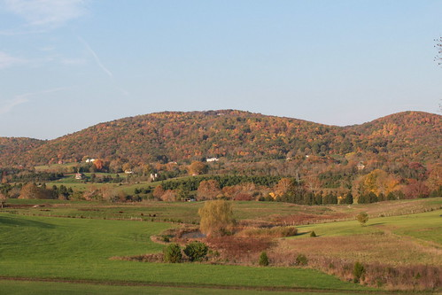Blacksburg - Fall Colors in Ellett Valley