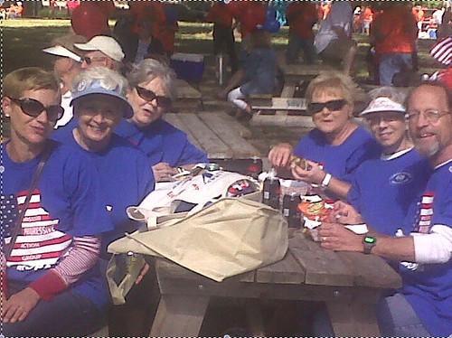 Missouri Progressive Action Group members