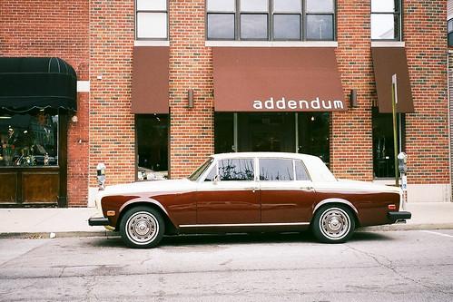 Brown Rolls, brown brick