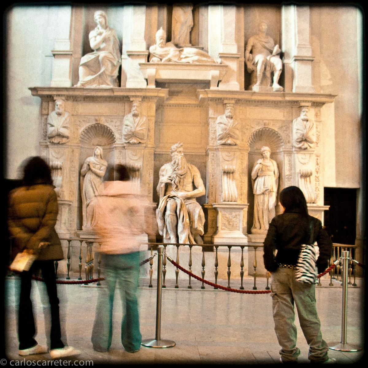 Moises - San Pietro in Vincoli