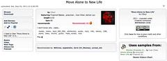 ccMixter - Move Alone to New Life