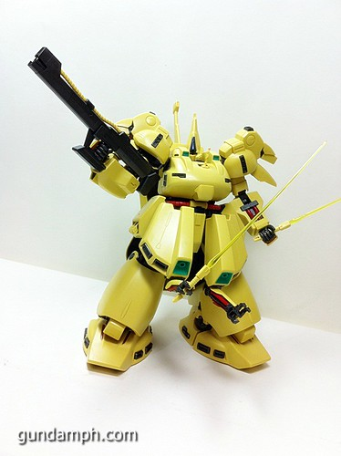 MG The-O PMX-003 Review OOB Build (54)