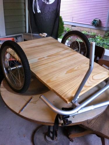 Bike Cart Project
