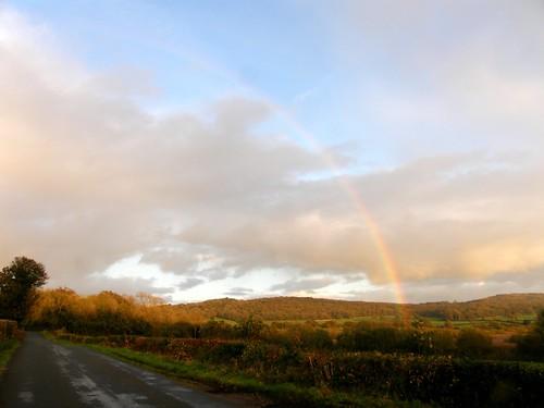 Storrs Road Rainbow