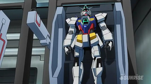 Mobile Suit AGE  Episode 1  Saviour Gundam  Youtube (3)