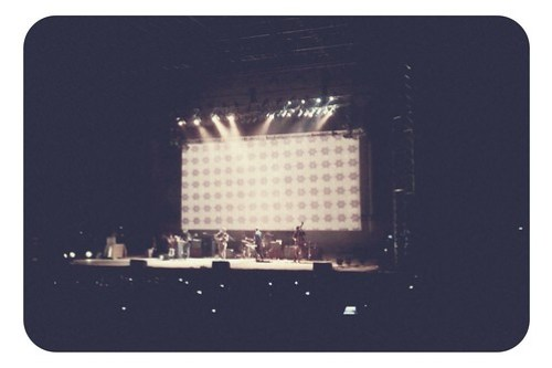 Fleet Foxes at the Greek Theatre