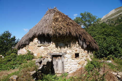 Teito hut