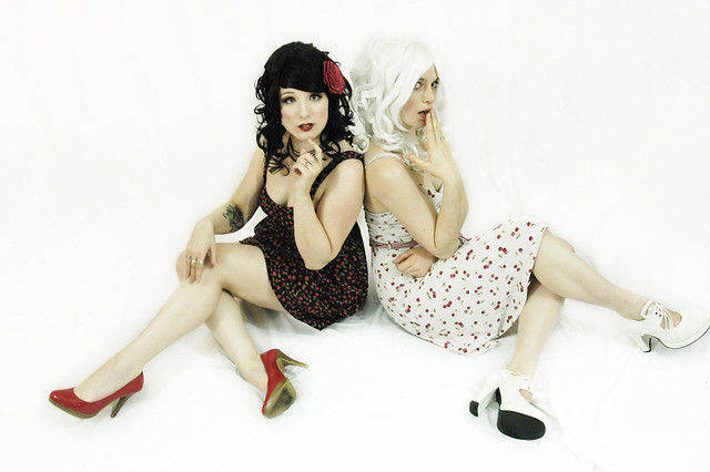 PinUp Party: Bunny and Rae