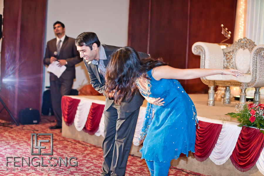 Bollywood Dance Retelling Meeting | Shamz & Sana's Wedding Day 3 | Zyka Indian Banquet Hall Decatur | Atlanta Indian Photographer