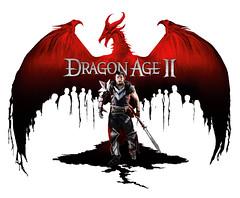 Dragon Age II - Hawke Poster