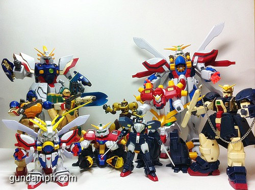 1 144 Devil Gundam Review OOB Build (37)