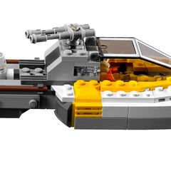 9495 Gold Leader's Y-wing Starfighter - 3