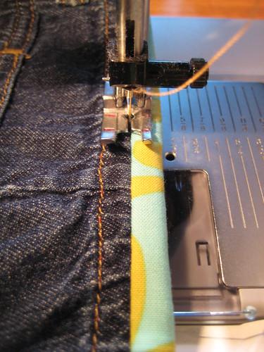 Denim tutoriel Sewing Centre
