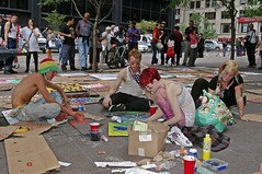 Day 8 Occupy Wall Street September 24 2011 Sha...