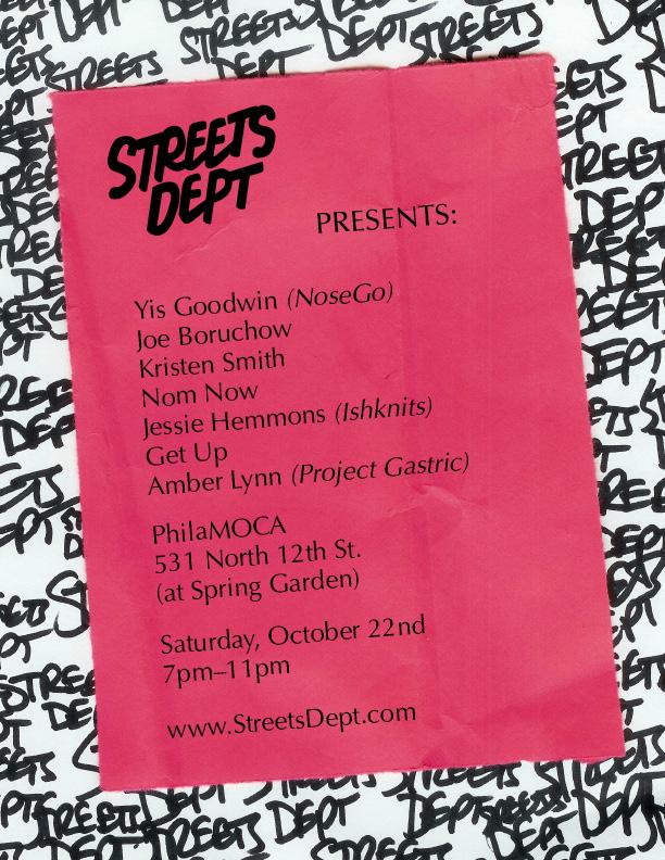 Streets Dept Presents
