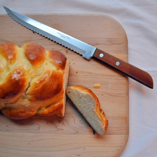 Cutting the Challah