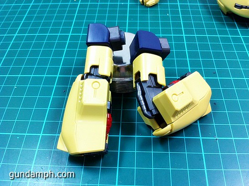 MG The-O PMX-003 Review OOB Build (22)
