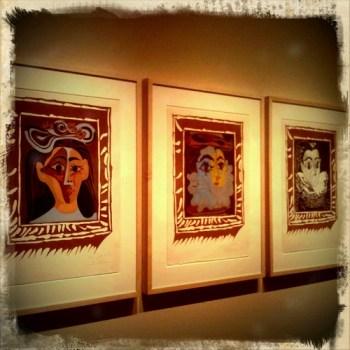 Gli occhi di Jacquiline, Picasso