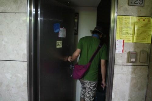 [台湾2.5] くたくたでユースホステルに帰宅