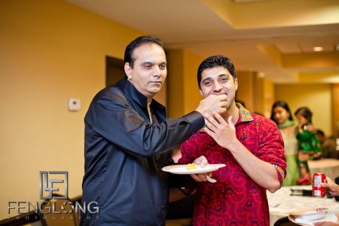 Groom & Guest   Shamz & Sana's Wedding Day 1   Hyatt Place Atlanta Airport South   Atlanta Indian Photographer