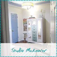 Studio Makeover